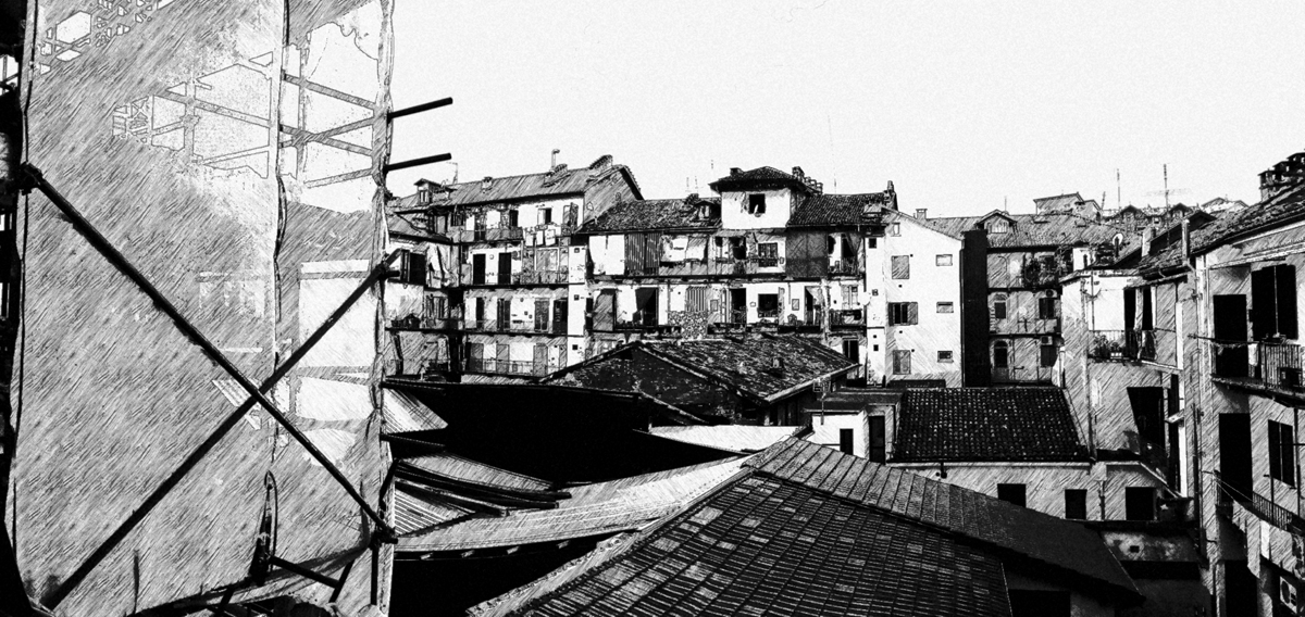 Veduta di Valdocco-Torino